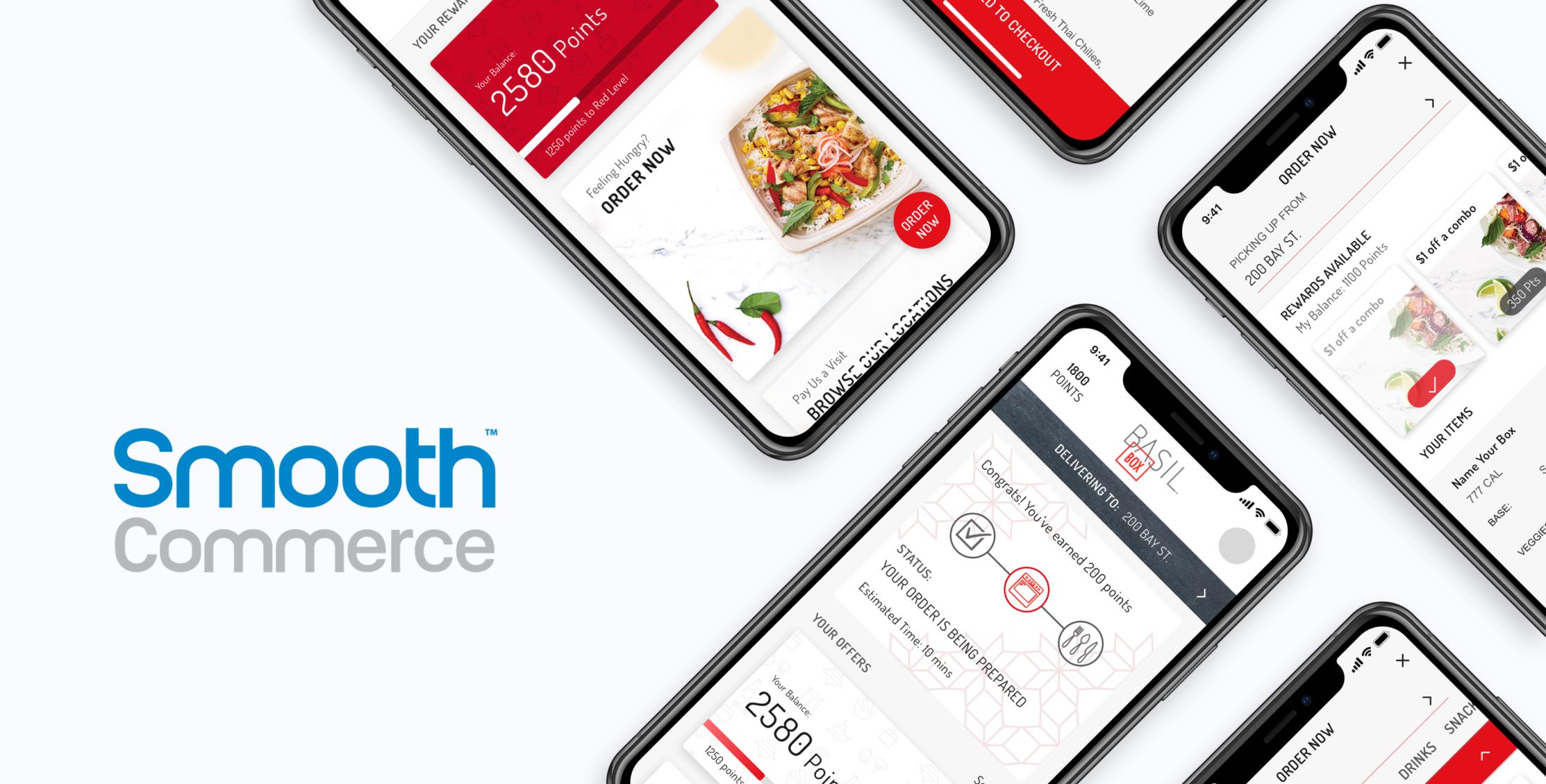 Basil Box mobile app