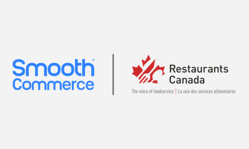 Smooth Commerce and Restaurants Canada logos